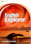 ENGLISH EXPLORER 1 SB WITH MULTIROM - 1ST ED