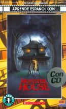 MONSTER HOUSE - LA CASA DE LOS SUSTOS CON CD AUDIO - NIVEL 1