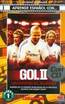 GOL II - VIVIENDO EL SUENO + CD AUDIO