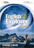 ENGLISH EXPLORER 2 SB WITH MULTIROM - 1ST ED