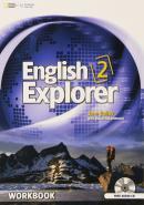 ENGLISH EXPLORER 2 WB WITH CD-AUDIO - 1ST ED