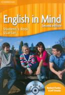 ENGLISH IN MIND STARTER SB WITH DVD ROM - 2ND ED WITH DVD - ROM