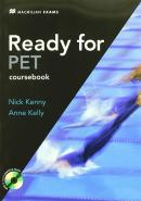 READY FOR PET SB WITHOUT KEY+ CD-ROM - 3RD ED