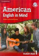 AMERICAN ENGLISH IN MIND 1 SB WITH DVD ROM - 1ST ED