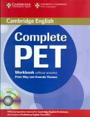 COMPLETE PET WB WITHOUT ANSWERS WITH AUDIO CD