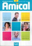 AMICAL 1 - LIVRE DE L´ELEVE AVEC 1 CD AUDIO MP3