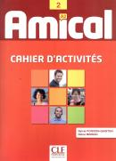AMICAL 2 - EXERCICES + CD AUDIO
