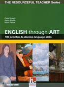 ENGLISH THROUGH ART WITH CD-ROM