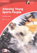 AMAZING YOUNG SPORTS PEOPLE - LEVEL 1 - BEGINER/ELEMENTARY
