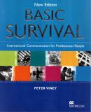 BASIC SURVIVAL STUDENT´S BOOK WITH CD  NEW EDITION