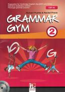 GRAMMAR GYM 2 + AUDIO CD