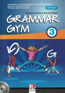 GRAMMAR GYM 3 + AUDIO CD