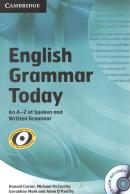 ENGLISH GRAMMAR TODAY WITH CD-ROM  - CUP - CAMBRIDGE UNIVERSITY