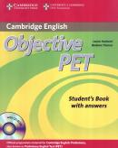 OBJECTIVE PET SB - WITH ANSWERS AND CD-ROM - 2ND ED