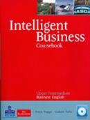 INTELLIGENT BUSINESS UPPER INTERMEDIATE COURSEBOOK WITH CLASS AUDIO CD - 1ST ED