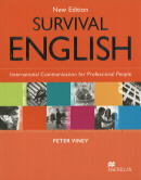 SURVIVAL ENGLISH STUDENT´S BOOK WITH CD N/E
