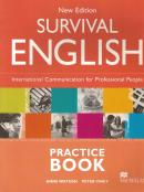SURVIVAL ENGLISH PRACTICE BOOK N/E
