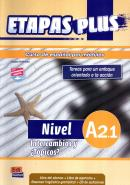 ETAPAS PLUS A2.1 - LIBRO DEL ALUMNO + CD