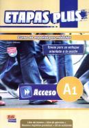 ETAPAS PLUS A1 ACCESO - LIBRO DEL ALUMNO