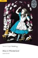 ALICE IN WONDERLAND WITH CD  AUDIO MP3