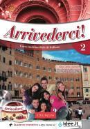 ARRIVEDERCI! 2 LIBRO + CD AUDIO