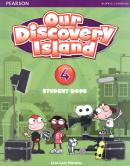 OUR DISCOVERY ISLAND 4 SB/WB/ONLINE ACCESS CODE/MULTIROM - 1ST ED