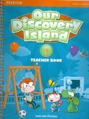 OUR DISCOVERY ISLAND 1 TB ENGLISH (TB+ WB+ONLINE ACCESS CODE+MULTIROM) - 1ST ED