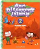 OUR DISCOVERY ISLAND TEACHER BOOK 2 ENGLISH PACK (TB + WORKBOOK + ONLINE ACCESS CODE + MULTIROM) - 1ST ED