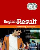 ENGLISH RESULT ELEMENTARY MULTIPACK A - 1ST ED