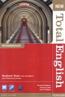 NEW TOTAL ENGLISH INTERMEDIATE SB - WITH ACTIVEBOOK  CD-ROM - 2ND ED