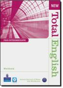 NEW TOTAL ENGLISH PRE-INTERMEDIATE WB - WITHOUT KEY AUDIO CD - 2ND ED