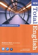 NEW TOTAL ENGLISH UPPER INTERMEDIATE SB WITH ACT BK CD-ROM PACK - 2ND ED
