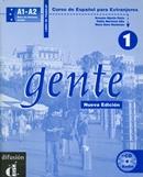 GENTE 1 LIBRO DE TRABAJO C/CD - NUEVA EDICION