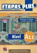 ETAPAS PLUS A1.1 - LIBRO DEL ALUMNO + CD