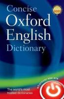 CONCISE OXFORD ENGLISH DICTIONARY - 12TH ED