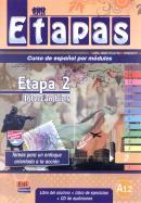 ETAPAS ETAPA 2 - A1.2 - LIBRO DEL ALUMNO + CD