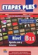 ETAPAS PLUS B1.1 - LIBRO DEL ALUMNO + CD