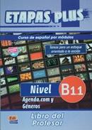 ETAPAS PLUS B1.1 - LIBRO DEL PROFESOR