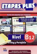 ETAPAS PLUS B1.2 - LIBRO DEL ALUMNO + CD