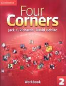 FOUR CORNERS 2 WB - 1ST ED