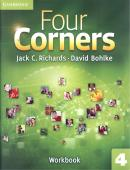FOUR CORNERS 4 WORKBOOK - 1ST ED