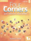 FOUR CORNERS 1A SB WITH CD-ROM - 1ST ED