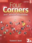 FOUR CORNERS 2A SB WITH CD-ROM - 1ST ED