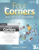 FOUR CORNERS 3A STUDENT´S BOOK WITH CD-ROM - 1ST ED