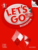 LETS GO 1 WORKBOOK WITH ONLINE PRACTICE PACK - FOURTH EDITION