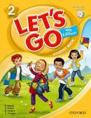LETS GO 2 STUDENTS BOOK WITH MULTI-ROM PACK - FOURTH EDITION