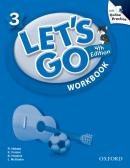 LETS GO 3 WORKBOOK WITH ONLINE PRACTICE PACK - FOURTH EDITION