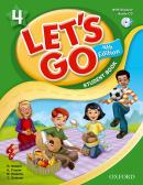LETS GO 4 STUDENT BOOK WITH CD PACK - FOURTH EDITION
