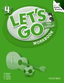 LETS GO 4 WORKBOOK WITH ONLINE PRACTICE PACK - FOURTH EDITION