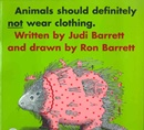 ANIMALS SHOULD DEFINETELY NOT WEAR CLOTHING